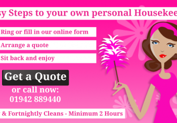 Cleaning Services Atherton – why use Houseproud and our cleaning services?